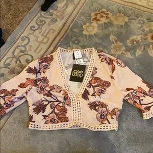 LF Cropped Top